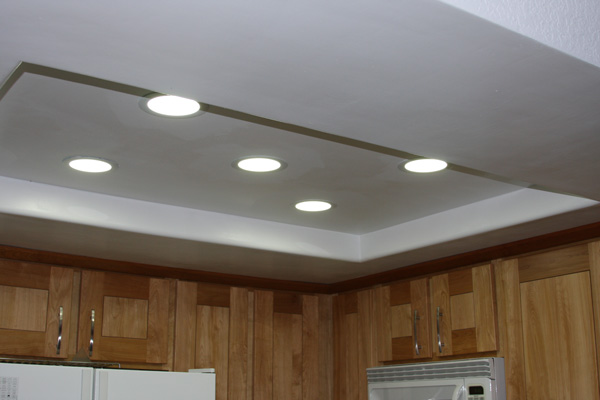 6 Quot Led Recessed Light 3000k Warm White