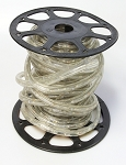 Entire 51' reel LED Rope Light - Warm White