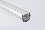 Round 18.5mm x 15.8mm Profile, Anodized Aluminum