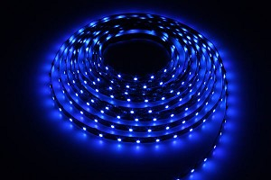 Blue Flexible LED Strip