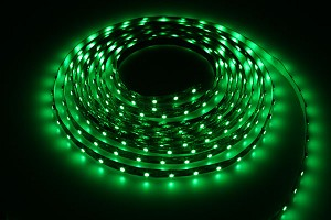 Green Flexible LED Strip