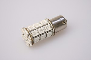 1157, LED Car Bulb, White