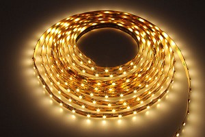 Warm White 3000k Flexible LED Strip