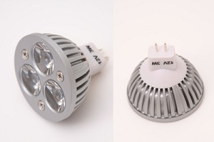 LED MR16 (GU5.3 Bi Pin) 9 watt